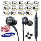 oem samsung s9 s8 note 8 akg earphones headphones headset ear buds eo ig955 lot