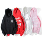 ANTI SOCIAL SOCIAL CLUB Hoodie Men&Women Hoodie Adults Long