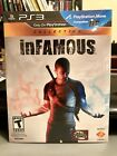inFamous (Sony PlayStation 3, 2009) Brand new