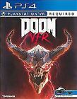 Doom VFR Sony Playstaion 4 VR Action Video Game NEW & SEALED
