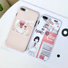 CocaCola Funny Girl Phone Case Cover Silicone For iPhone 9 8 7 6 Plus XS XR Max $3.85  on eBay