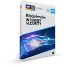 Bitdefender Internet Security 2020 for Windows | 1 & 3 Years Limited Stock