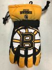NHL Boston Bruins Winter Gloves Gradient Big Logo Insulated Glove NEW $19.99 USD on eBay