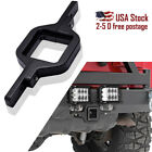 Trialer Mount Bracket Tow Hitch Two LED Pod Backup Reverse Search OffRoad Pickup
