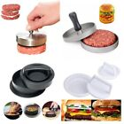 DIY Hamburger Cutlet Press Mold Meat Grill Patty Burger Maker Mould Non-Stick, used for sale  Shipping to Canada