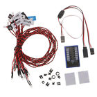 MagiDeal 1:10 RC Buggy Model Spare Parts 12 LED Flashing Light Kits for TRX4
