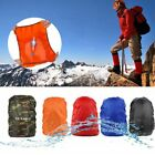 Outdoor Camping Waterproof Backpack Bag Rucksack Rain Cover Luggage Protector TO