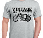 BSA b50 B31 C15 a7 a10 inspired vintage motorcycle classic bike shirt tshirt