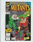The New Mutants #86 NM/Mint 9.8 1st brief Appearance of CABLE!  Key in series