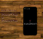 Lil Xan XANARCHY Case Cover for iPhone 6 6s 6+ 6s+ 7 7+ 8 8+ X