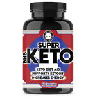 Super Keto BHB , Ketogenic Diet Aid, Ketosis Weight Loss - 60 Pills $9.35 USD on eBay