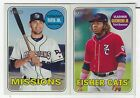 2018 Topps Heritage Minor League COMPLETE YOUR SET You Pick! FREE SHIP!