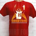 KANSAS CITY CHIEFS PATRICK MAHOMES ***SHOWTIME*** T-SHIRT $15.95 USD on eBay