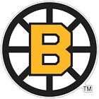 Boston Bruins NHL Alt Logo Color Die Cut Vinyl Decal Sticker - You Choose Size $5.99 USD on eBay