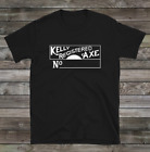 "Vintage ""KELLY REGISTERED AXE NO._"" By Kelly Mfg Co. Axe Stamp Replica T Shirt  image"