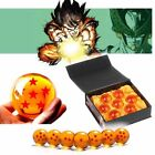 New 7Pcs Stars Dragon Ball Z Crystal Balls Set Collection In Box Set Gifts günstig