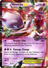 Mewtwo-EX - 62/162 - Holo Rare ex NM-Mint BREAKThrough Pokemon Card