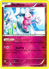 Mr. Mime - 97/162 - Rare - Reverse Holo NM-Mint BREAKThrough Pokemon Card