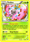 Vivillon - 15/162 - Holo Rare NM-Mint BREAKThrough Pokemon Card