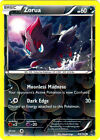Zorua - 89/162 - Common - Reverse Holo NM-Mint BREAKThrough Pokemon Card