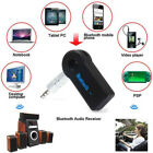 Lot Wireless USB Bluetooth Receiver Car Adapter For AUX 3.5mm Stereo Audio Music