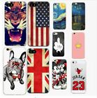 Phone Cases For fundas iPhone 6 6s 7 5 5s SE Cute Animal Soft TPU Silicon Cover