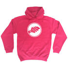 Music Band Hoodie Hoody Funny Novelty hooded Top - Guitar Circle