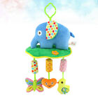 1pc Crib Hanging Toy Ringing Bell BB Pacified Bed Hanging Bell for Kids Toddlers