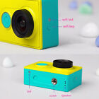 Original XiaoMi Yi WIFI Sports Action Camera +Accessories Kit +Charger +Battery