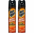 2-Pack Hot Shot Spider & Scorpion Killer