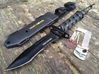 """12"""" Military Marine Hunting Tactical Combat Survival Kit Knife Fixed Blade"""