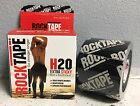 "Внешний вид - ROCKTAPE Rock Tape BLACK LOGO H20 2"" Extra Sticky Therapeutic Medical Mobility"