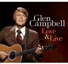 Glen Campbell - Love & Live (CD Used Like New)