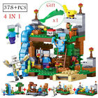 Tree House Blocks Toy Dragons Building Bricks Assembly Children Plastic Kid Toys