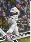 PEDRO STROP 2017 TOPPS SERIES 1 GOLD PARALLEL CARD #303 (#'d 526/2017)