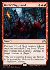 Devils' Playground Light Play, English Shadows Over Innistrad Magic The Gatherin
