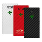 SopiGuard 3M Avery Carbon Fiber Skin Rear Body Sticker for Razer Phone 2