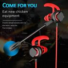 Earphone Earphone Headset In-ear Wired Microphone Stereo For Computer Mobile