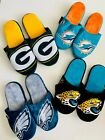 NFL Men's Colorblock Slide on Slippers-Pick your team-Forever Collectibles $13.99 USD on eBay