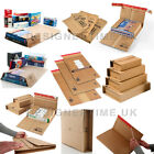 Book CD Wrap C1 C2 C3 C4 C5 Postal Boxes Peal & Seal Mail Ready Card Board Wrap