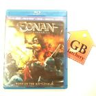 3D Blu-ray Movie - Conan the Barbarian - Strongman Thriller - Marcus Nispel