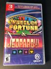 America's Greatest Game Shows [ Wheel of Fortune & Jeopardy ] (Switch) NEW
