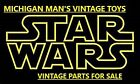 Vintage Kenner Star Wars original parts U-Pick ships playsets mini rigs $7.99 USD on eBay