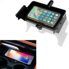 Console Storage box Wireless iphone X XR XS Charger For BMW 5 Series G30 2017-18