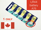 Sony Watch Battery LR44 A76 AG13 Button Cell