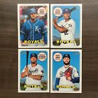 2018 Topps Heritage High Number Team Sets - You Choose - Free Shipping