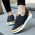 Sneakers Womens Casual Breathable Tennis Slip on Athletic Shoes Size 10 9 8 7 6