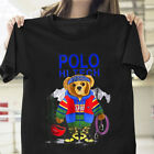 Polo Hi Tech Bear T Shirt Polo Bear Mountain Shirt Black Cotton Men S-6XL