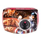 Avengers Action Camera with Case and Mount