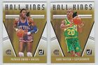 2018-19 Donruss Basketball HALL KINGS Insert COMPLETE YOUR SET You Pick